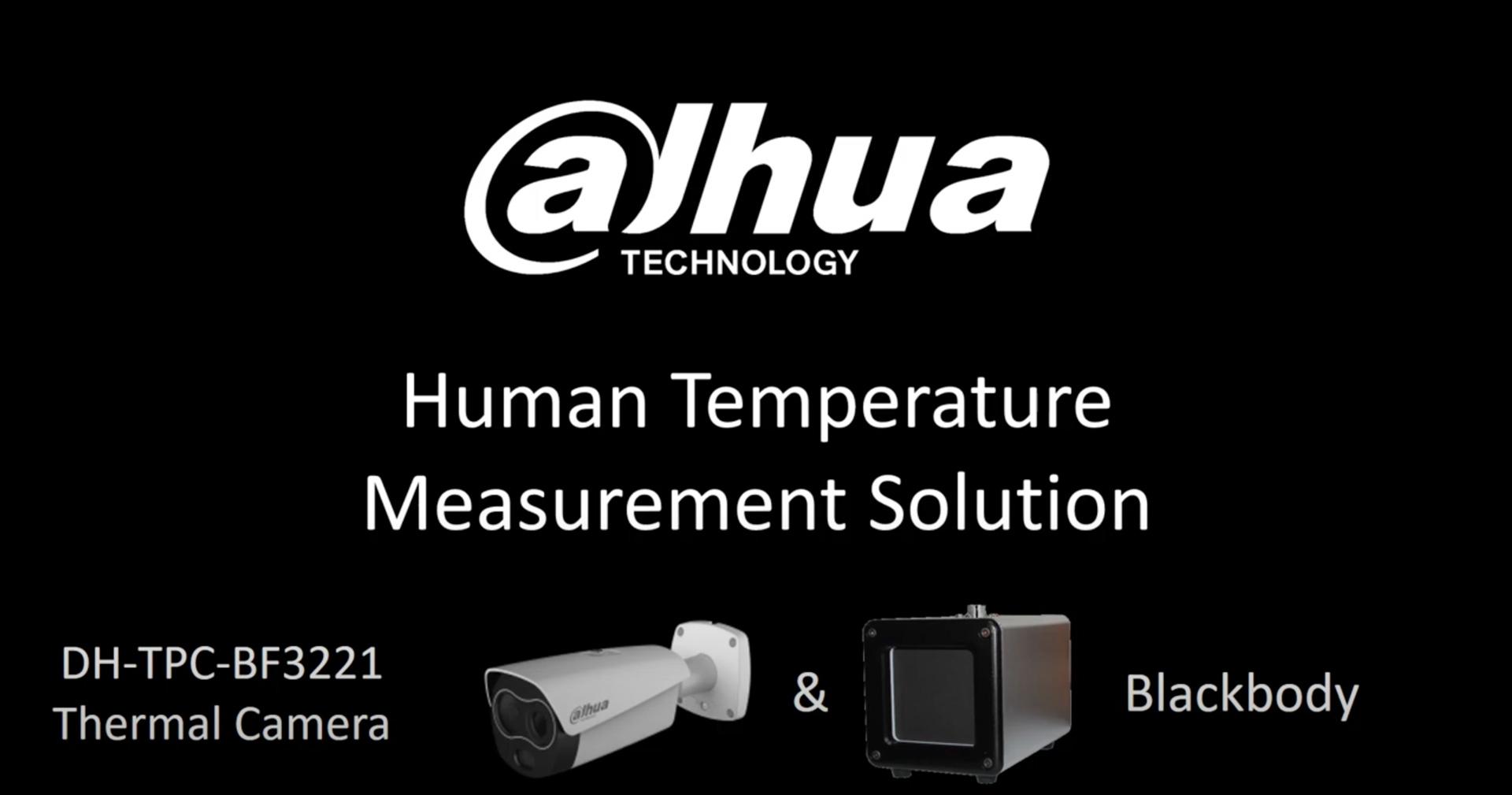 Human Temperature Measurement Solution