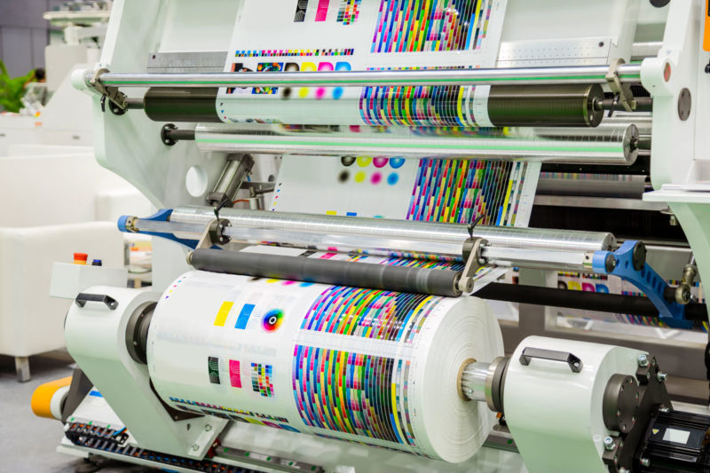 phone systems for printing companies