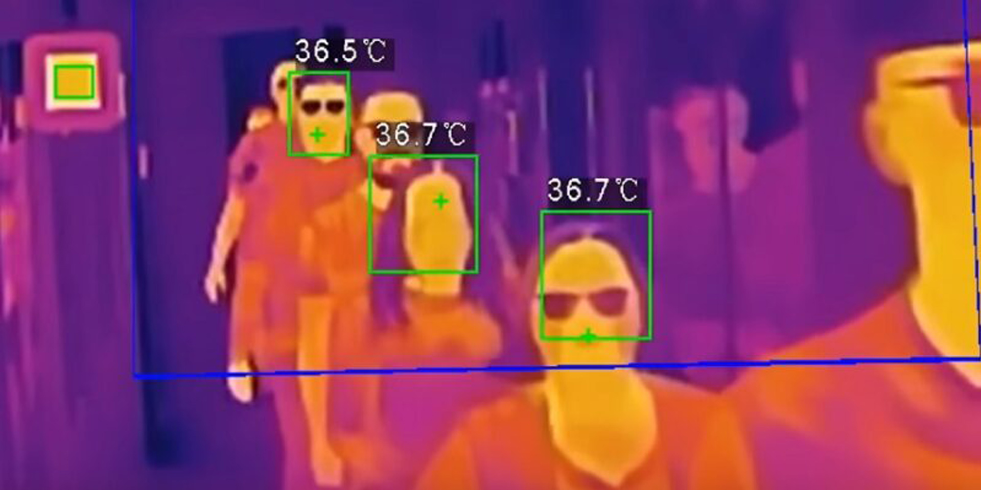 thermal and flow control cameras by futuretel